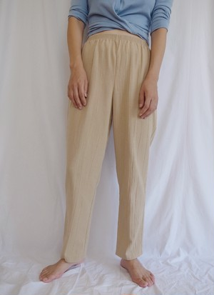 80s High Waisted Easy Pants USA