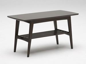 【カリモク60】リビングテーブル小 カフェブラウン