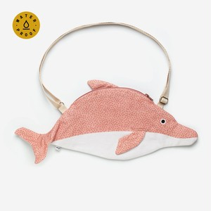 【Don Fisher】 撥水加工バッグ Pink Dolphin