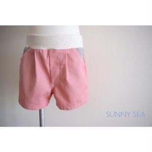 ショートパンツ(pink)