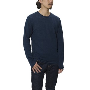HIGH GAUGE KNIT - NAVY
