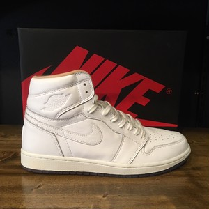 【NIKE】AIRJORDAN1 RETRO HIGH LA  WHITE /METALLIC GOLD (819012-130)