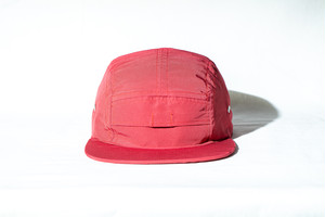 FUNCTIONAL CAMP 5panel Cap / RED