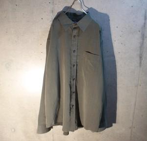 Poly Design Long Sleeve Shirt