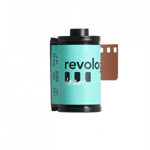【カラーネガフィルム 35mm】Revolog(レボログ)Lazer 36枚撮り