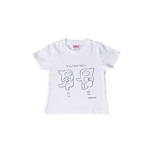 Tシャツ【忍者 リラックスの術〜】キッズ