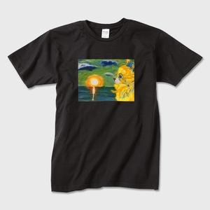 マクーくんTシャツ Tシャツ 黒