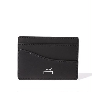 A-COLD-WALL* / LEATHER CARD HOLDER