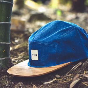"""BAMBOO BRIM CAP """"CAMP CAP"""""""