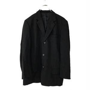 Y'S FOR MEN 3B BLACK JACKET