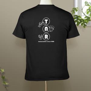 TNR・ブラックTシャツ