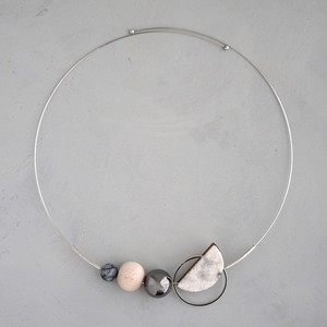 necklace C-NL03<silver>