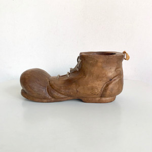 Wooden Shoes Objet 1985's オランダ
