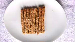 ムング豆ココナッツクッキー