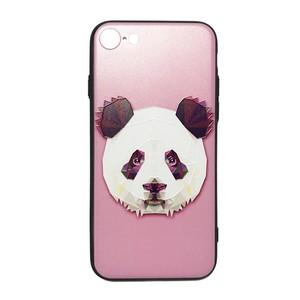 iPhone8/7 ケース パンダ