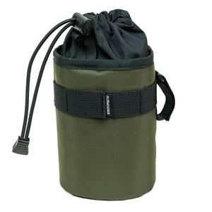 *FAIRWEATHER* stem bag (ripstop/olive)