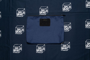 HELLO POUCH (NAVY)