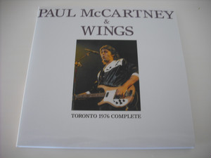 【2CD】PAUL MCCARTNEY & WINGS / TORONTO 1976 COMPLETE