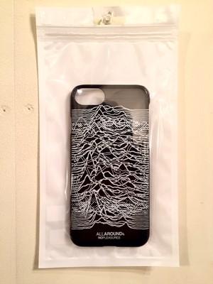 "【18026】iPhone6/7/8兼用case ""BLACK"""