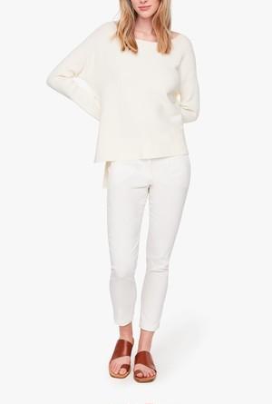 オーバーシルエット リブ付きセーター 20P-F0SF28 A29-0
