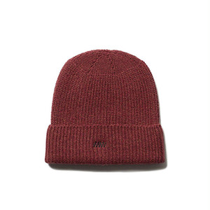 WM LOGO WATCH CAP - BURGUNDY