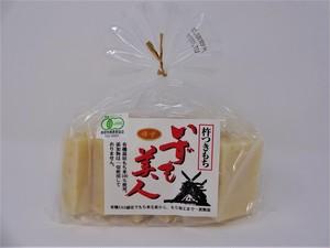 白米ゆず入り角餅6個入り(有機栽培)300g(6個入り)