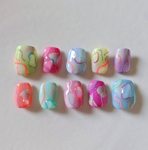 nail tip【ASA】¥7,000