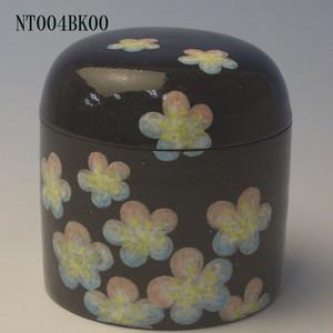 陶器製ミニ骨壷あんのん(NT004BK00) 梅