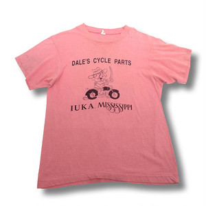DALE'S CYCLE PARTS Tシャツ