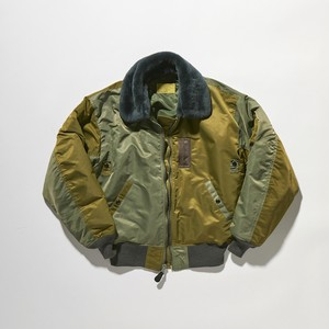 【FILL THE BILL】《UNISEX》FILL THE BILL x BUZZ RICKSON'S MILITARY FLYING JACKET