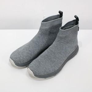 【美品】THE NORTH FACE / ザノースフェイス | Velocity Knit Mid GORE-TEX Invisible Fit ベロシティ ニット ミッド ブーツ | 24cm | グレー | レディース