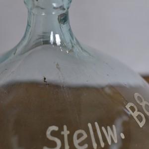 French Bottle  / フレンチボトル〈デミジョンボトル・フラワーベース・花瓶・ガラスボトル・ディスプレイ〉SB2012-0017