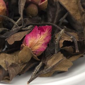 白茶+ 薔薇