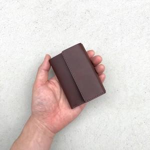 ミニ財布(小銭入れ付き)