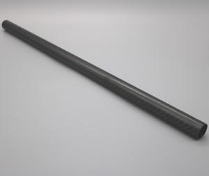 国内製 CFRPパイプ 540mm✕23mm(内径20mm)