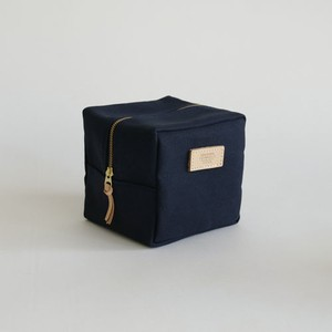 残り1個 ◆富士金梅◆ Canvas Cube Pouch