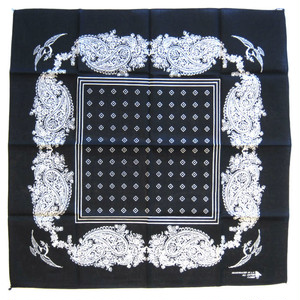"FxCHRS Original Bandana ""Birds of Pray"", black"