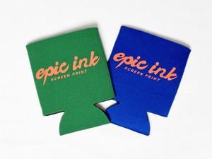 """epic ink """"Original koozie """""""