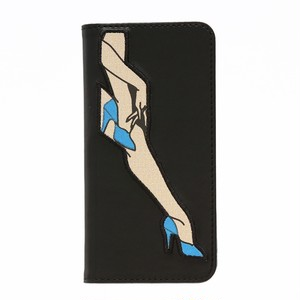NaNa-NaNa×GIZA High Heels /iPhone 6s. 6 CASE-blue-