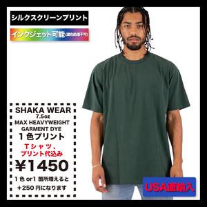 SHAKA WEAR Max Heavyweight Garment Dye (品番GARMENT-Dye-SS)
