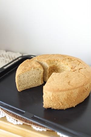 ☆1番人気☆『アールグレイ』米粉シフォンケーキ  ラウンド  17cm