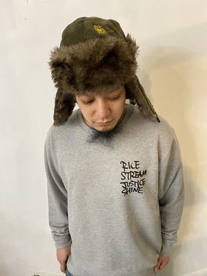 R.S.J.S.  Crew neck sweatshirt / Gray...