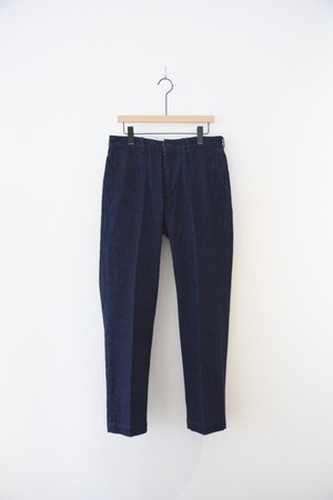 【ORDINARY FITS】OF-P032OW YARD TROUSERS ONEWASH