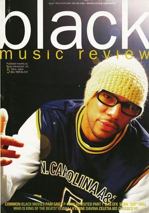 ブラック・ミュージック・リヴュー 1998年5月号 No.237