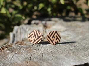 WAGARA Leather Ear Clips (wec-05)