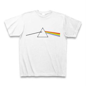 Pink Floyd(ピンク・フロイド)「狂気」反転プリズムTシャツA