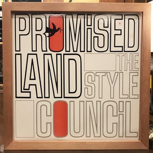 The Style Council ‎– Promised Land (12inch EP)