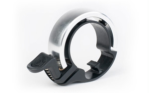"""Knog"" Oi classic bell (silver)"