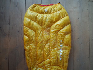 [ZEROGRAM] Tuolumne UL Sleeping Bag