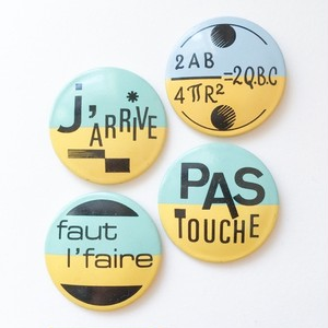french badge[b-182]